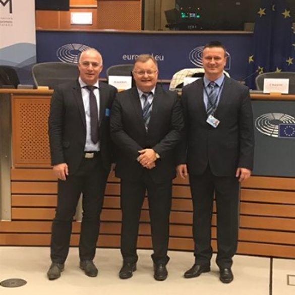 Župan Marušić na Plenarnoj sjednici Odbora regija u Bruxellesu