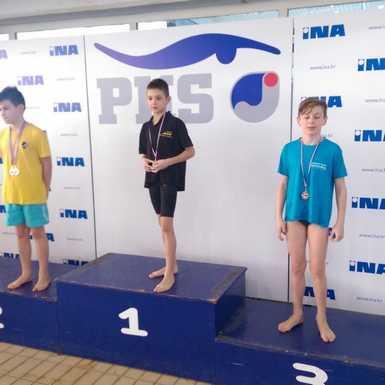 Pet medalja Domagoja Prpića!!!