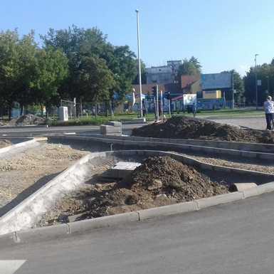 Nova regulacija prometa u Svačićevoj ulici u Slavonskom Brodu