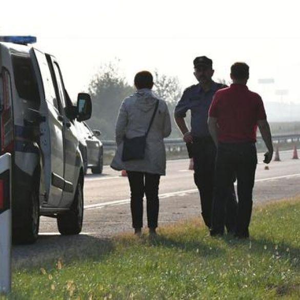 Dvoje ljudi smrtno stradalo u teškoj prometnoj nesreći na autocesti A3