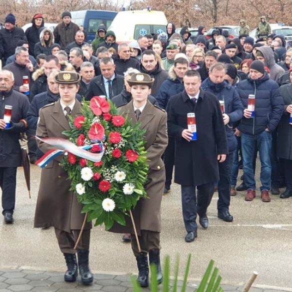 Obilježena godišnjica vojno-redarstvene akcije Maslenica