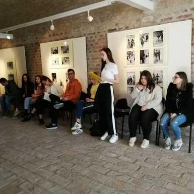 Debata učenika vukovarske GImnazije i Klasične gimnazije fra Marijana Lanosovića