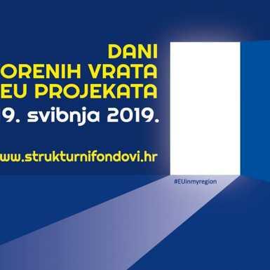 Posjetite uspješne lokalne EU projekte u sklopu Dana otvorenih vrata EU projekata 2019