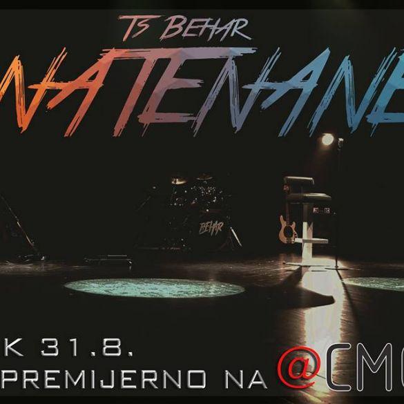 TS Behar ima novi singl 'Natenane'