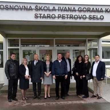 Završena energetska obnova u još četiri škole Brodsko posavske županije