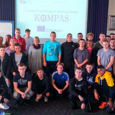 Erasmus+ Kompas za inovativnosti i nove vještine