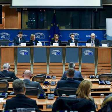 4. KONFERENCIJA O KOMUNALNOJ INFRASTRUKTURI U BRUXELLESU