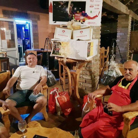 Antolović prvak, Kitanović treći na prvenstvu Hrvatske u kuhanju fiša