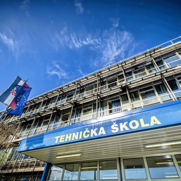 Tehnička škola izabrana za ustanovu Erasmus+ ambasadora u području strukovnog obrazovanja i osposobljavanja