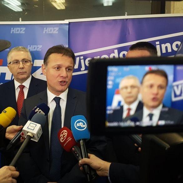Svečano obilježena 28. obljetnica osnutka HDZ Brodsko-posavske županije