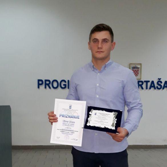 Odlična sportska vijest - Marin Lipovac vratio se u Slavonski Brod