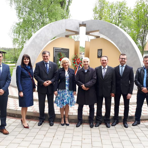 Svečano obilježen dan općine Oriovac