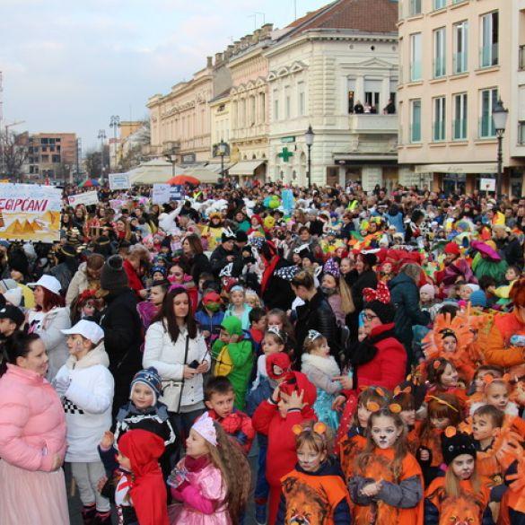 Tradicionalne Dječje pokladne svečanosti i ove godine okupile preko tisuću djece