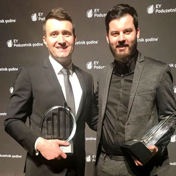 Siniši Staniću iz Simplexa nagrada za međunarodno postignuće godine