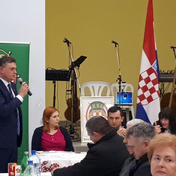Davor Vlaović opet izabran za predsjednika županijskog HSS