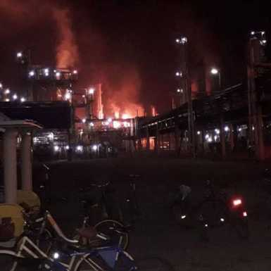 Jedna osoba poginula u eksploziji Rafinerije nafte