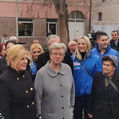 Predsjednica danas u Brodsko-posavskoj županiji