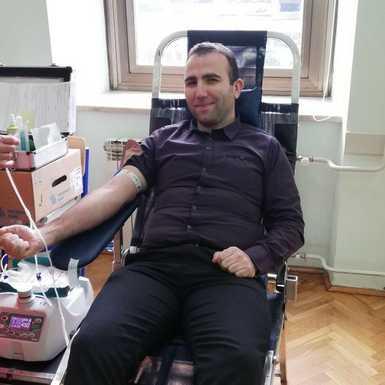 Studenti i profesori darovali krv