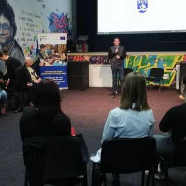 'Moje pravo na obrazovanje i sudjelovanje'
