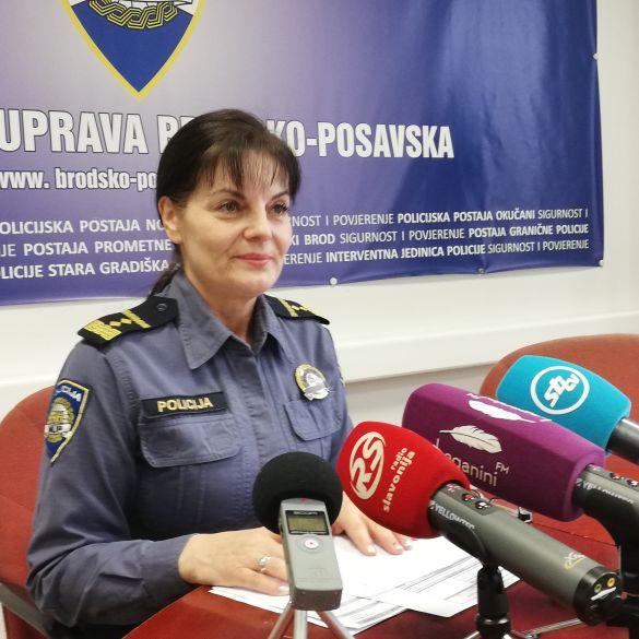 Policijska konferencija za medije