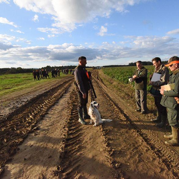 Državno natjecanje najboljih lovačkih pasa ovog vikenda u općini Garčin