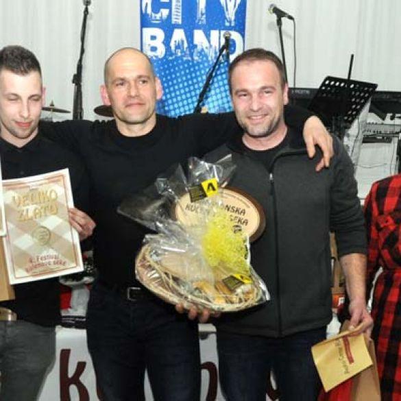 Dane Krpan iz Požege pobjednik 4. Festivala kulenove seke u Velikoj