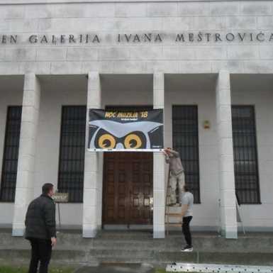 SPORT, KULTURA I ZABAVA u Spomen galeriji Ivana Meštrovića
