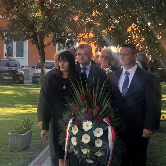 U Oriovcu održan 26. komemorativni skup u spomen na poginule branitelje