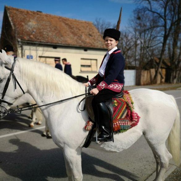Održano 13. tradicionalno pokladno jahanje u Ruščici