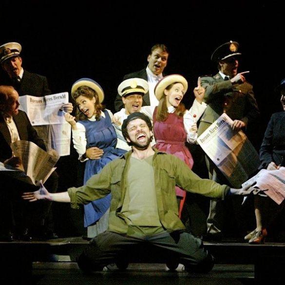Čarobni Broadway na brodskim daskama