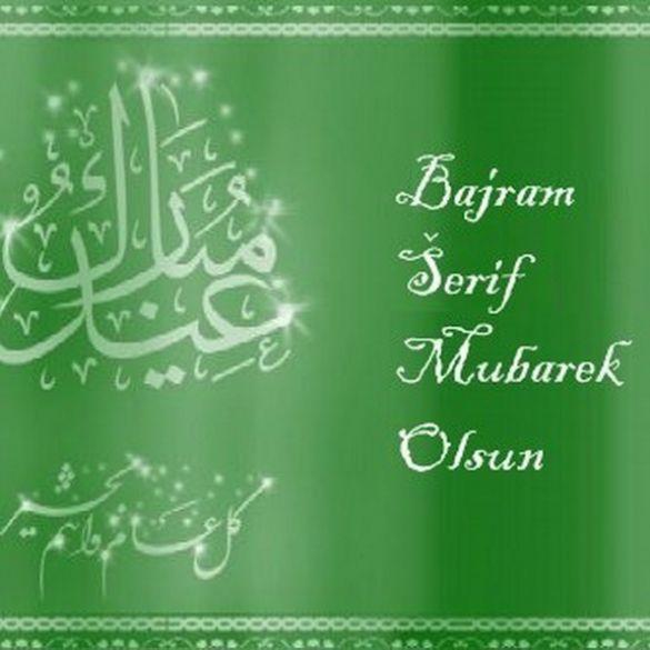 Muslimani slave Kurban- Bajram
