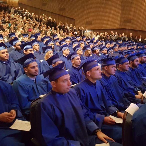 Promocija studenata Strojarskog fakulteta