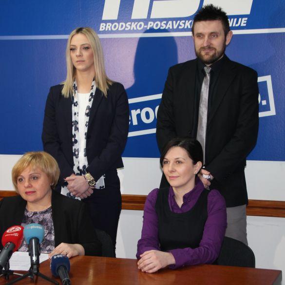 Klub vijećnika HDZ-a i partnera: Apeliramo na pridržavanje zakona!