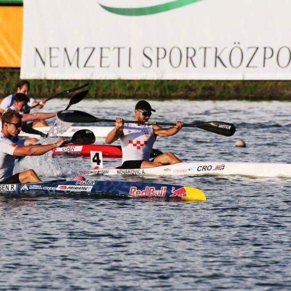 Novaković u polufinalu Svjetskog prvenstva u kajaku