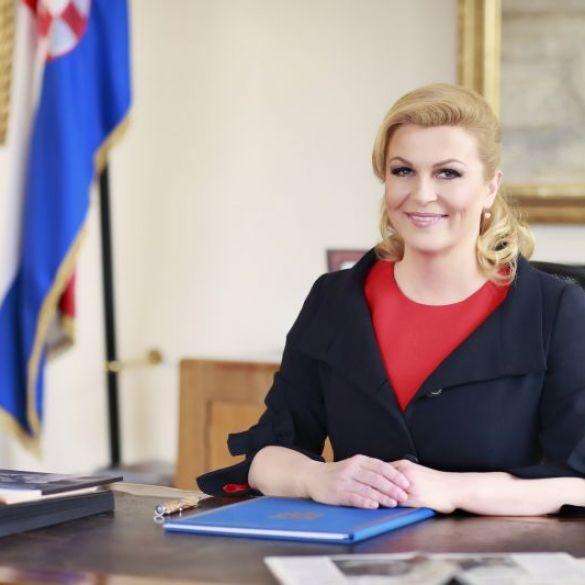 Predsjednica Republike izmjestit će Ured u Brodsko posavsku županiju