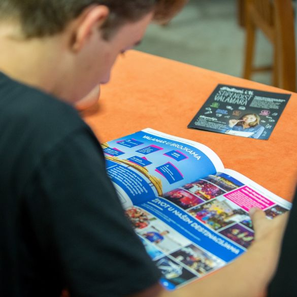 Valamar posjetio učenike Obrtničke škole Slavonski Brod i predstavio program stipendiranja