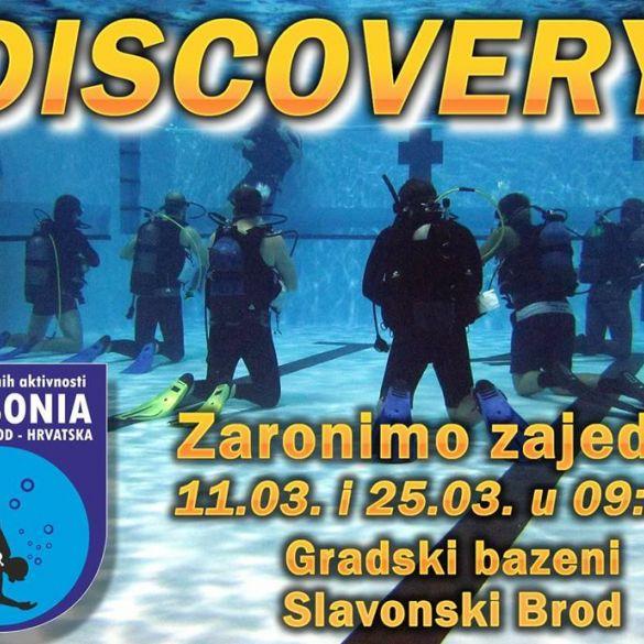 Isprobajte Discovery ronjenje