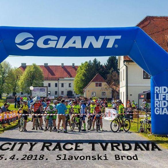 Atraktivna biciklistička utrka u srcu grada!