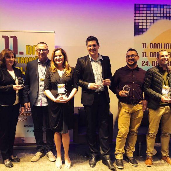 'Danu iz snova' Radio Slavonije nagrada HURIN-a za najbolju radijsku akciju