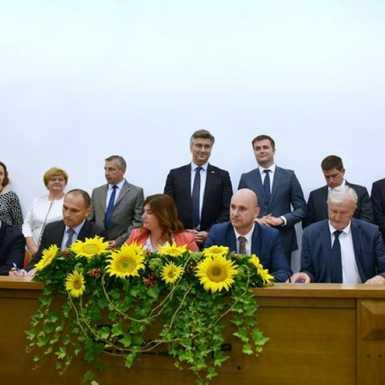 Novih 1,3 milijarde kuna za Slavoniju, Baranju i Srijem