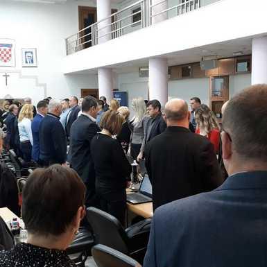Đuro Đaković posebna tema Županijske skupštine