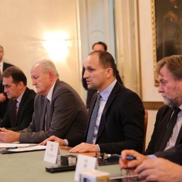 U Osijeku potpisan sporazum o suradnji pet slavonskih županija
