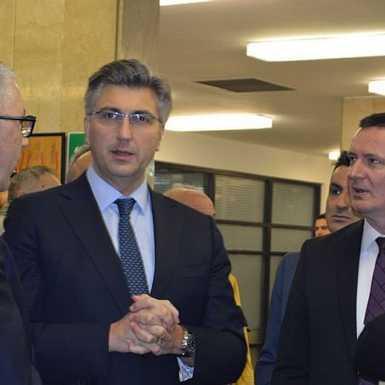 HDZ BPŽ izrazio službenu podršku Plenkoviću
