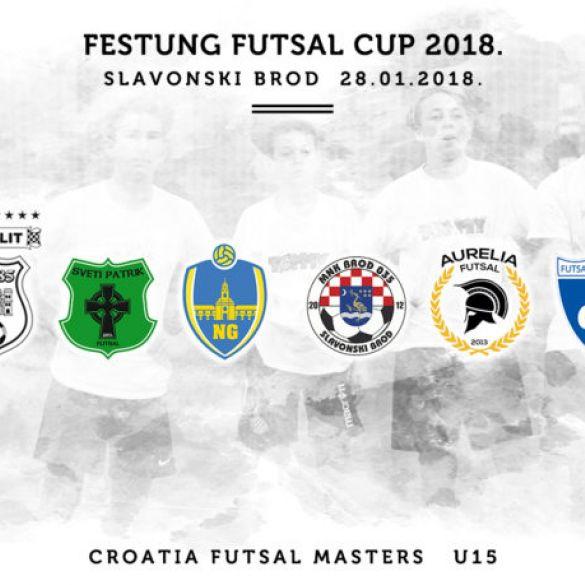 Festung Futsal Cup 2018.
