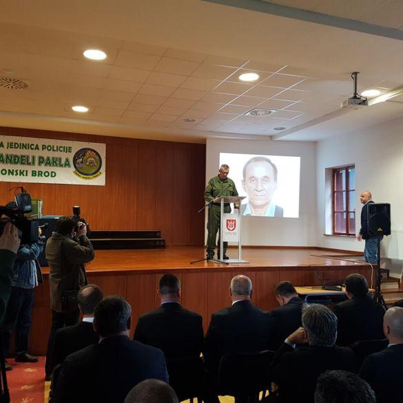 Specijalna jedinica policije PU Brodsko-posavske obilježila 27. obljetnicu
