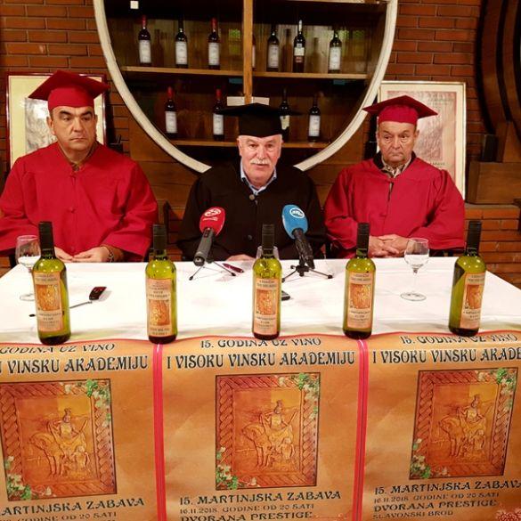 U Vinariji Šprajc otvoren novi prostor Rektorata Visoke vinske akademije