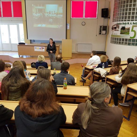 Održan susret učeničkih zadruga brodske i požeške županije u Poljoprivrednoj školi