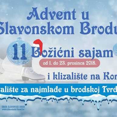 Advent u Slavonskom Brodu - BOŽIĆNA BAJKA NA KORZU