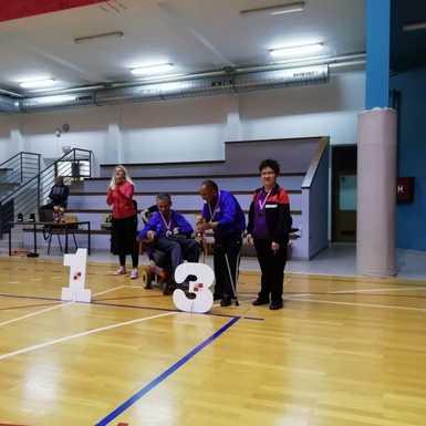 Rezultati turnira u boćanju za osobe s invaliditetom