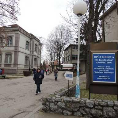 Zabrana posjeta bolesnicima u Općoj bolnici Slavonski Brod